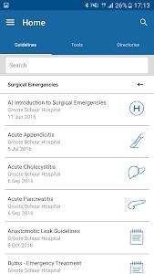 Essential Medical Guidance screenshot 2