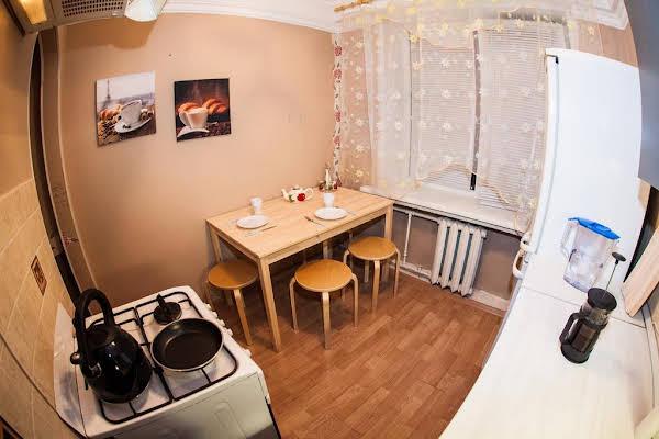 Apartamenti na Lanskom