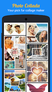 Photo Collada collage maker- screenshot thumbnail