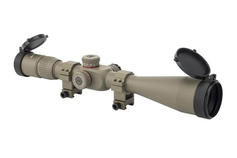 Monstrum Tactical G2 6-24×50 First Focal Plane Rifle Scope