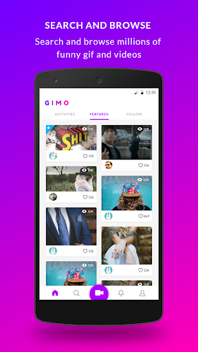 免費下載媒體與影片APP|GIMO - Gif Keyboard app開箱文|APP開箱王