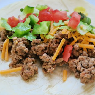Ground Beef Taco Filling for Delicious Tacos and an Easy Quick Meal!