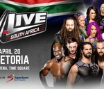 WWE Live South Africa : Sun Arena at Times Square