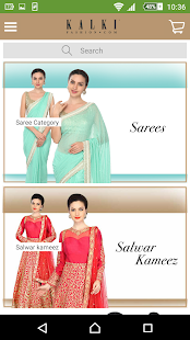 KalkiFashion- screenshot thumbnail