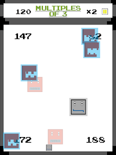 Crunchy Numbers Math Arcade (Fast Math Training)- screenshot thumbnail