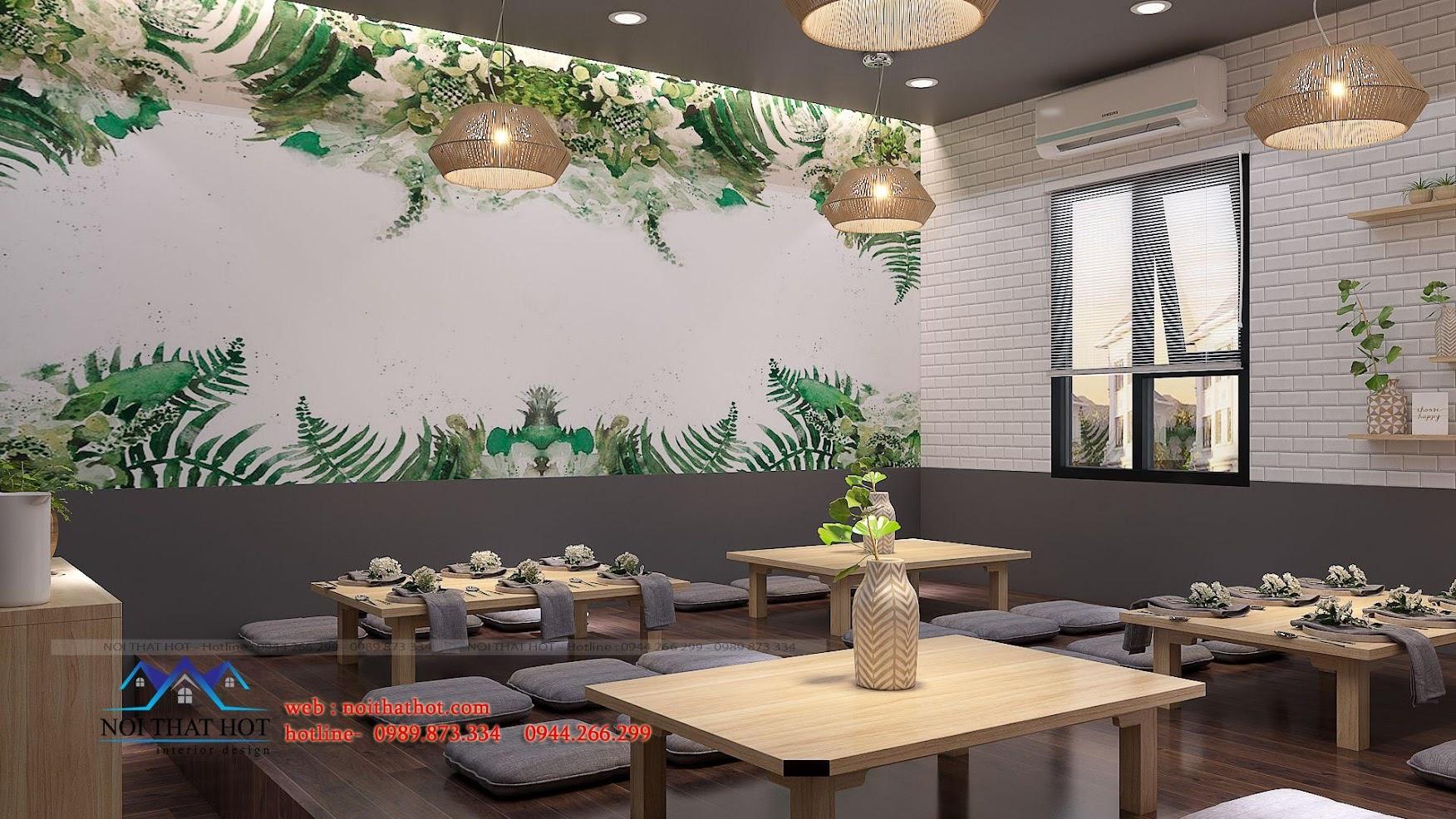 thiết kế nhà hàng trường giang 20