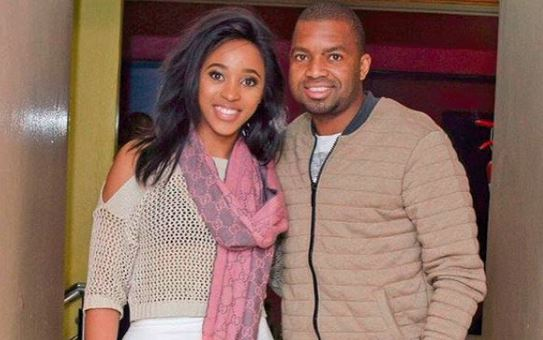 Itumeleng Khune has thanked fans for messages of support for Sbahle who is in hospital after being involved in a car crash.