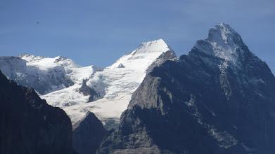 Photo: Az Eiger hirhedt északi fala