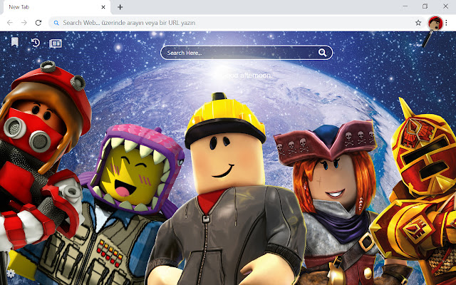 Make This Your Desktop Background Roblox Roblox Player Hd Wallpapers New Tab