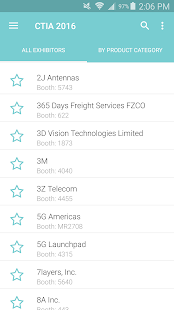 CTIA Super Mobility 2016 screenshot