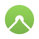 Komoot — Cycling, Hiking & Mountain Biking Maps icon