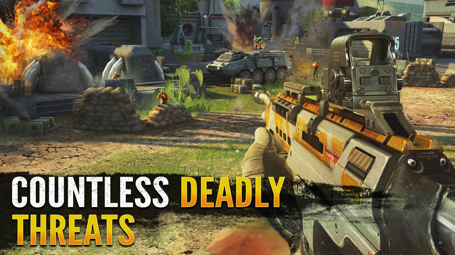 Sniper Fury screenshot #15