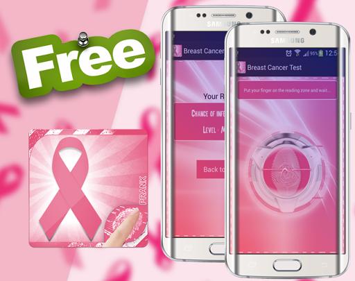 Breast Cancer Test Prank