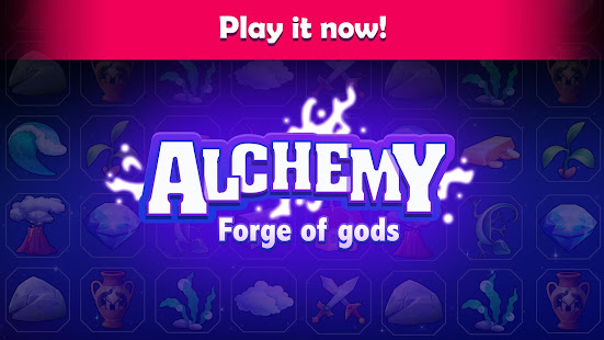 Alchemy: Forge of Gods