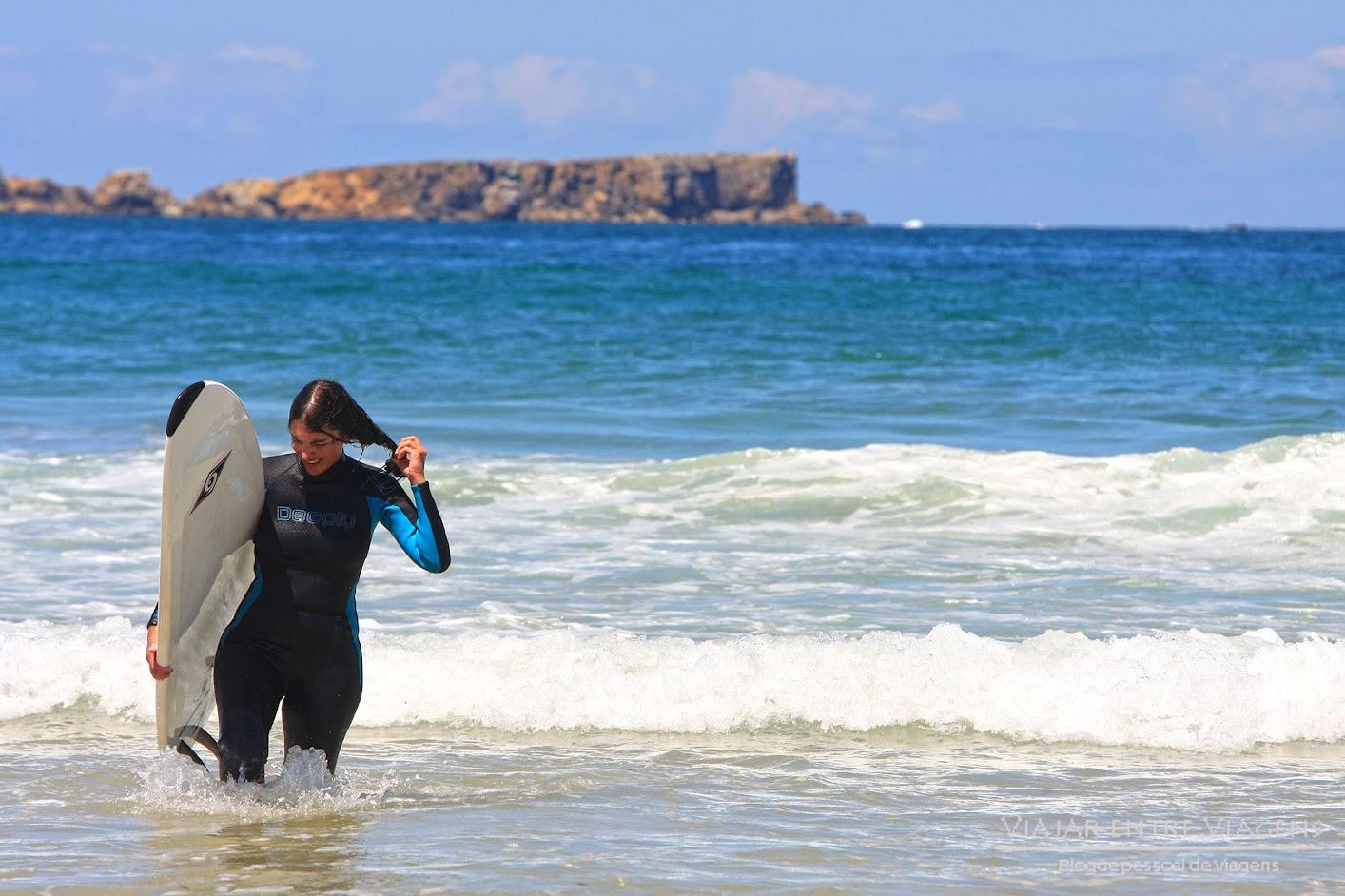 PRAIAS DE PENICHE - Os segredos entre a piscina, o golf e o mar