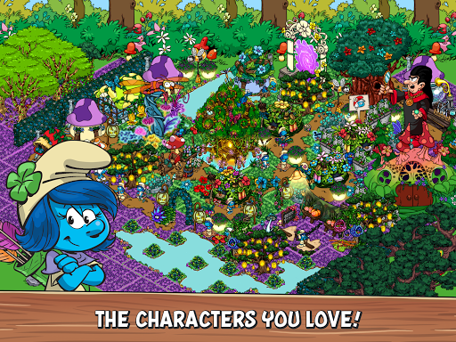 Smurfs' Village 1.97.0 screenshots 10