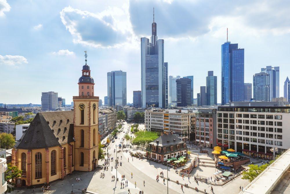 lo mejor de Frankfurt