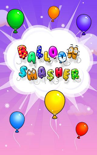 Balloon Smasher Kids Game