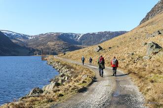 Photo: Beside Loch Lee, Glen Esk