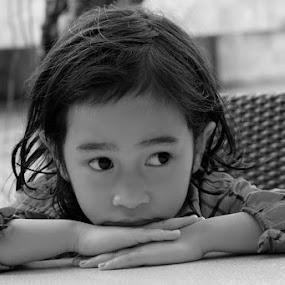 Sweet Little Doughter by Rizal Marsa - Babies & Children Children Candids (  )