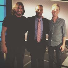 Photo: MSNBC with Craig Melvin