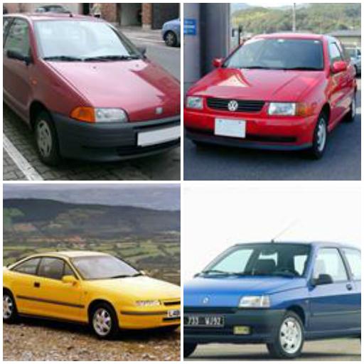 90s Car Quiz (game)
