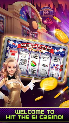Hit the 5 Casino - Free Slots 1.0.62 {cheat|hack|gameplay|apk mod|resources generator} 1