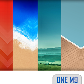 One M9 Wallpaper for Android