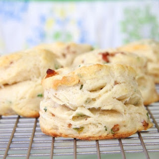 Buttermilk Bacon Biscuits