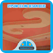 Gypsum Ceiling Design-Ideen