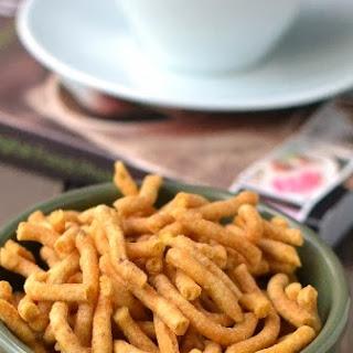Gujarati Gathiya for Indian Cooking Challenge