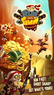 Run & Gun: BANDITOS MOD Apk 1.3.2 (Unlimited Coins) 1
