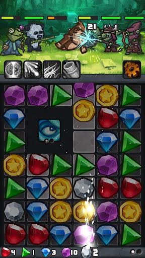 Match 3 Fantasy captures d'u00e9cran 1