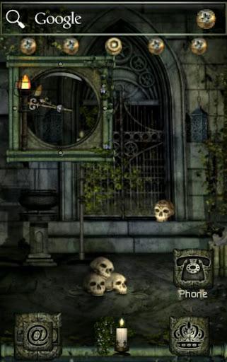 ADWTheme黑暗的廢墟