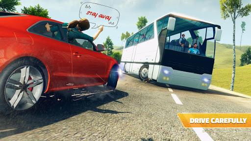 Offroad Bus Hill Driving Sim: Mountain Bus Racing 1.2 screenshots 11