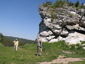 Photo: B5260038 Bobolice - ozywione ruiny zamku