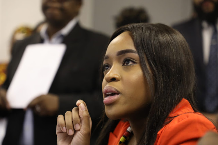 Cheryl Zondi, who was allegedly sexually assaulted by Nigerian televangelist Timothy Omotoso, has received a massive donation for her new foundation.