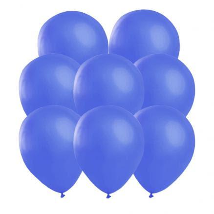 Ballonger, blå 25 st