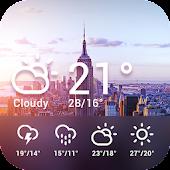 Tải Hourly temperature forecast app miễn phí