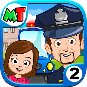 My Town : Police Station for PC and MAC