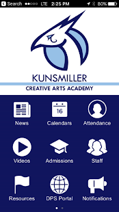 Kunsmiller Creative Arts Acad- screenshot thumbnail