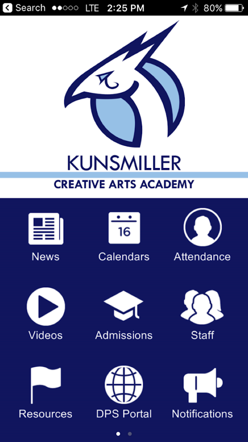 Kunsmiller Creative Arts Acad- screenshot