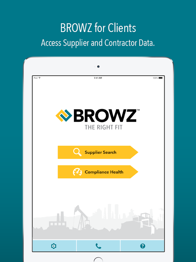 BROWZ for Clients- screenshot