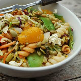 Crunchy Asian Pasta Salad.