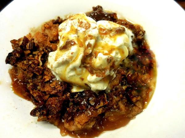Caramel Apple Cobbler Dump Cake Recipe