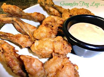 Swampfire Frog Legs Recipe