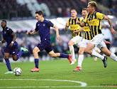 Geen ideale aanloop naar belangrijk Europees duel: Anderlecht-spelers wakker gehouden door aanhangers van Vitesse