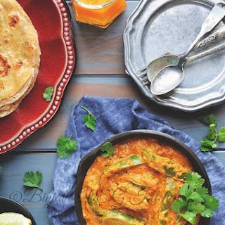Capsicum Masala / Curry