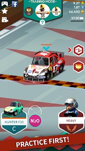 PIT STOP RACING : MANAGER MOD (Unlimited Coins) 2