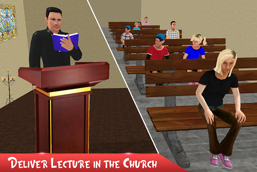 Virtual Father Church Manager apkmr screenshots 12